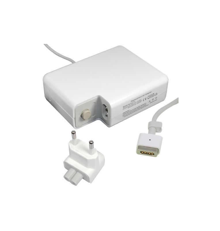 Power adapter for Apple 18.5V, 4.6A, 85W Magsafe