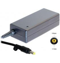 Alimentatore per notebook HP 19.5V 65W 3.33A 4.8x1.7