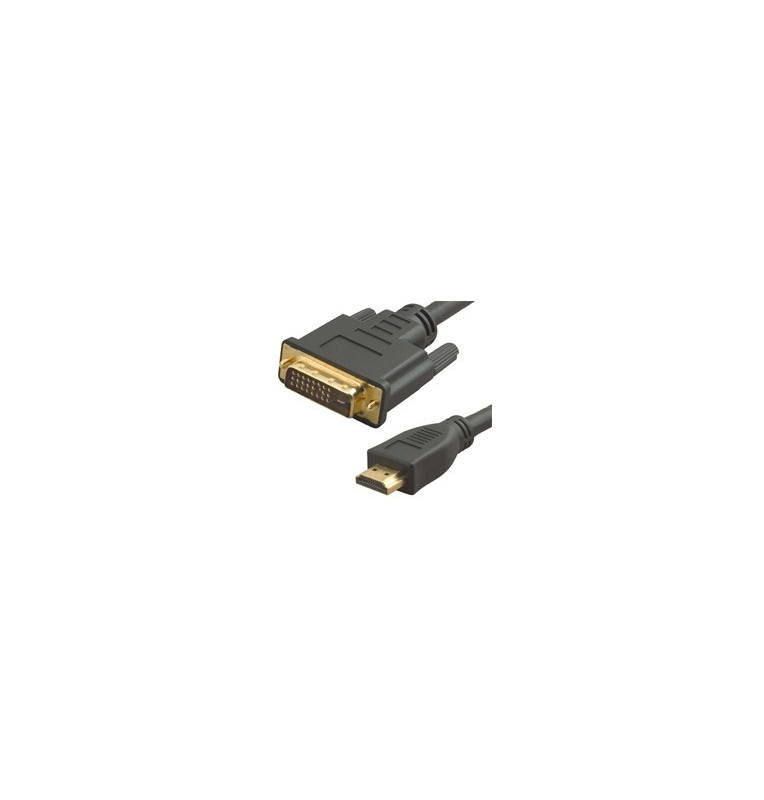 Cavo da HDMI a DVI lunghezza 1,8 metri