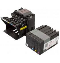 Testina di stampa originale HP officeJet Pro 8610, 8620, 8630, 8640, 8650, 8660 ed altre ....