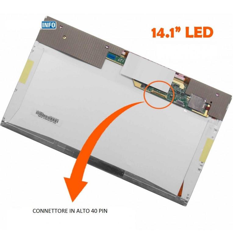Display LTN141AT15 14.1 inch LED 40 pin