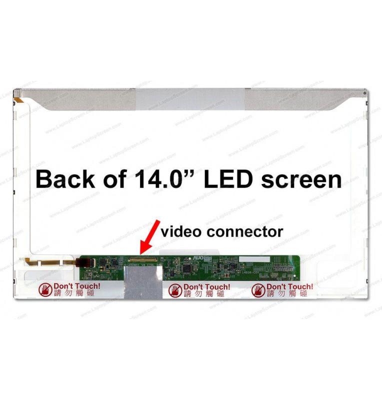 Display 14.0 B140XW01 V.C 40pins