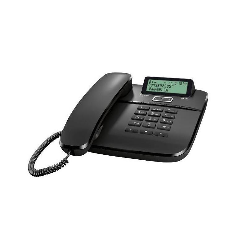 Telefono Gigaset DA611 colore NERO - 1