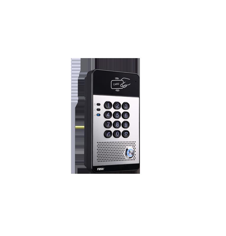 Citotelefono VoIP Fanvil i20S con tasto DSS e lettore RFID - 1