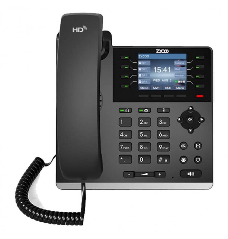 Telefono IP Zycoo H83 - 1