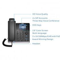 Telefono IP Zycoo H83 - 3