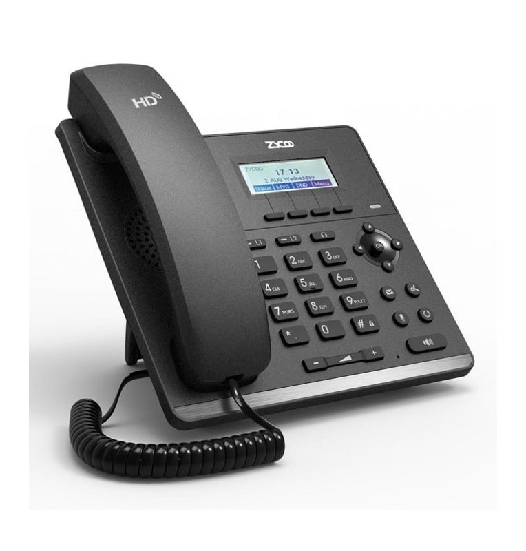 Telefono IP Zycoo H81P - 1