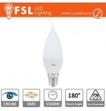 Lampada Colpo di Vento - 5,5W 6500K E14 480LM