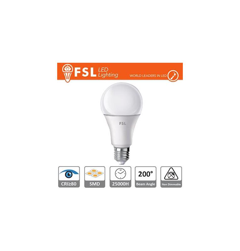 Lampada Goccia - 15W 6500K E27 1300LM