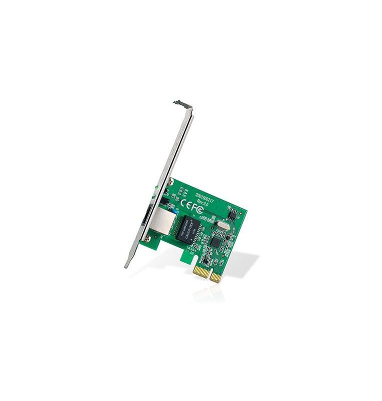 Scheda PCI Express 10/100/1000 Mbps Wake-on-LAN TG-3468