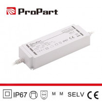 Alimentatore IP67 24V 240W 10A Size:191*68*37mm