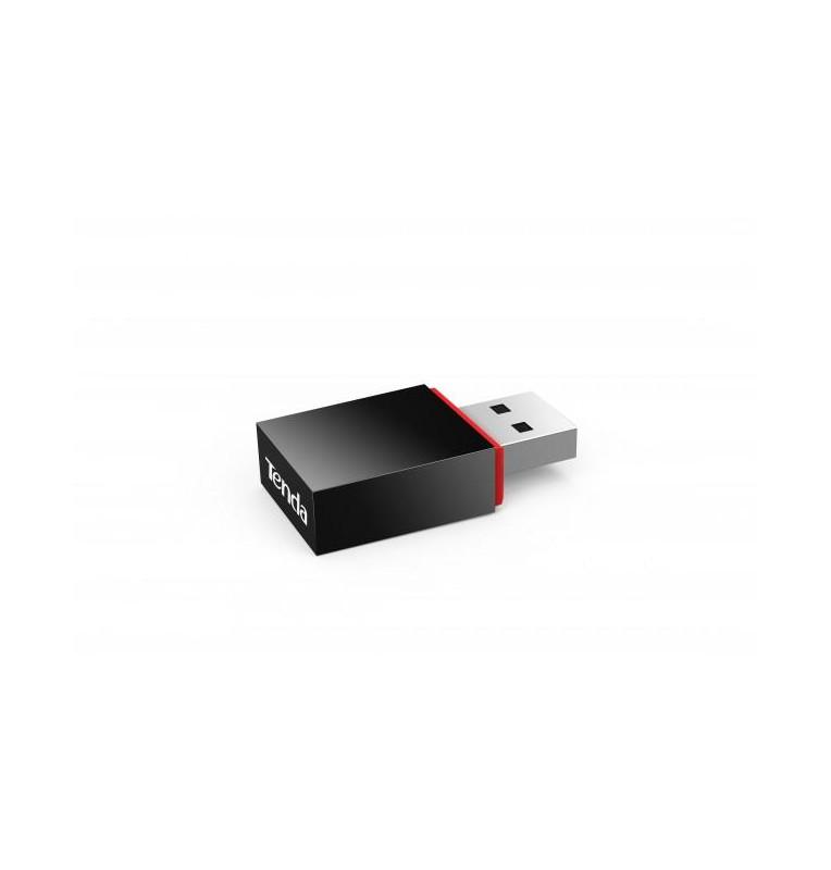 Adattatore USB mini wireless 300Mbps N Tenda U3
