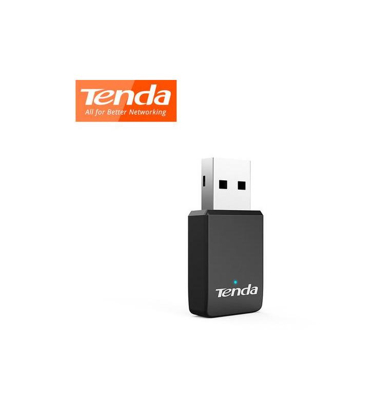 Mini adattatore USB Wireless AC650 Dual-Band U9