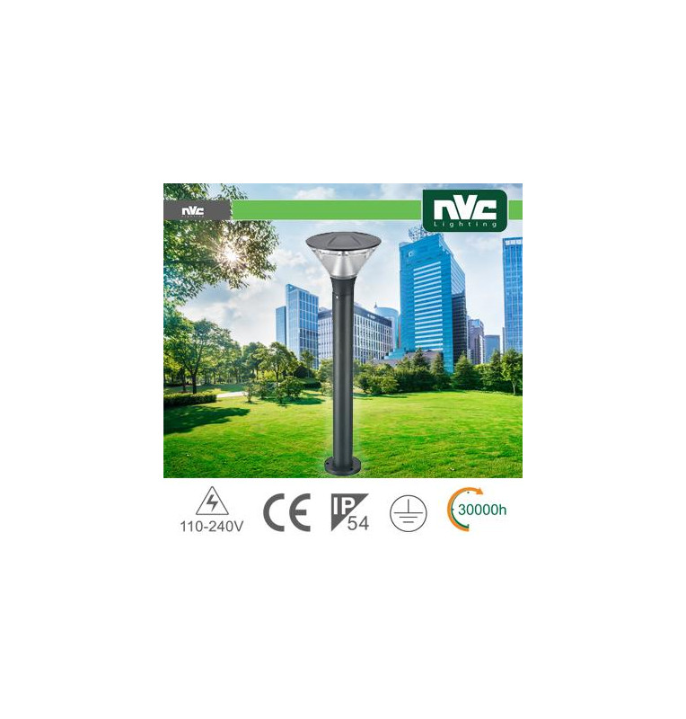 Lampioncino da Giardino - 10.5W 3000K IP54