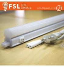 T5 LED Reglette  14W 1200LM 4000K G5 Size: 1170x22.5x38.5