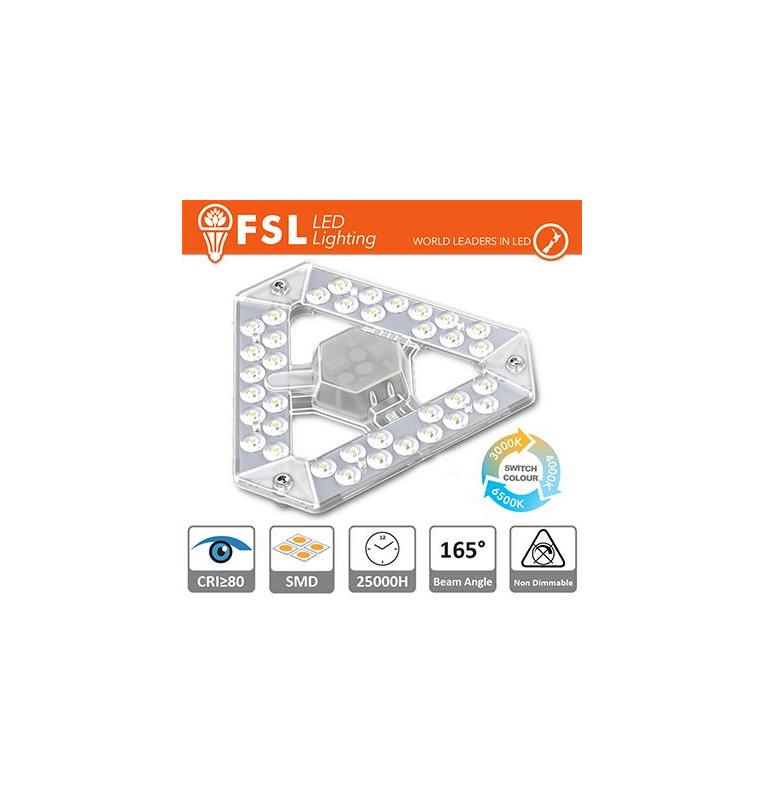 Modulo Magnetico LED 14W 1250LM 3/4/5.7K Ø134