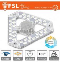 Modulo Magnetico LED 18W 1550LM 3/4/5.7K Ø185