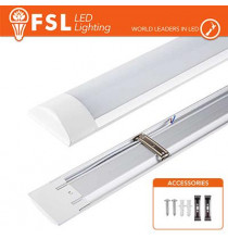 Plafoniera LED Lineare IP20 150cm 45W 3360LM 6500K