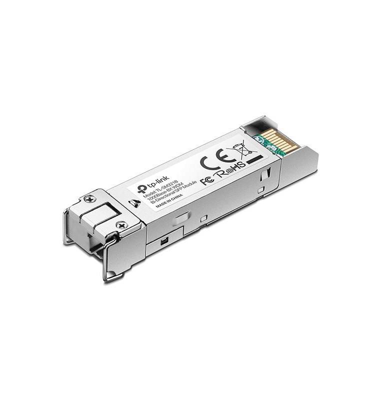 SFP Mini-GBIC monomodale bid. 1000 Base-BX10-U LC TL-SM321B