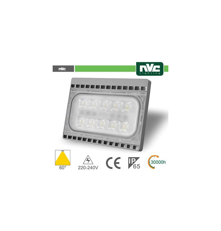 Proiettore per esterni Slim 30W - 3000K 2640LM 60° IP65