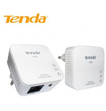 Tenda P200 Powerline Kit 2 Mini Adapter Up to 200Mbps