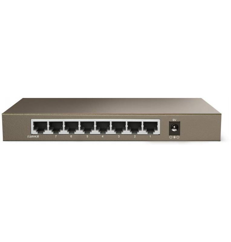 Desktop switch 8 porte Gigabit TEG1008D