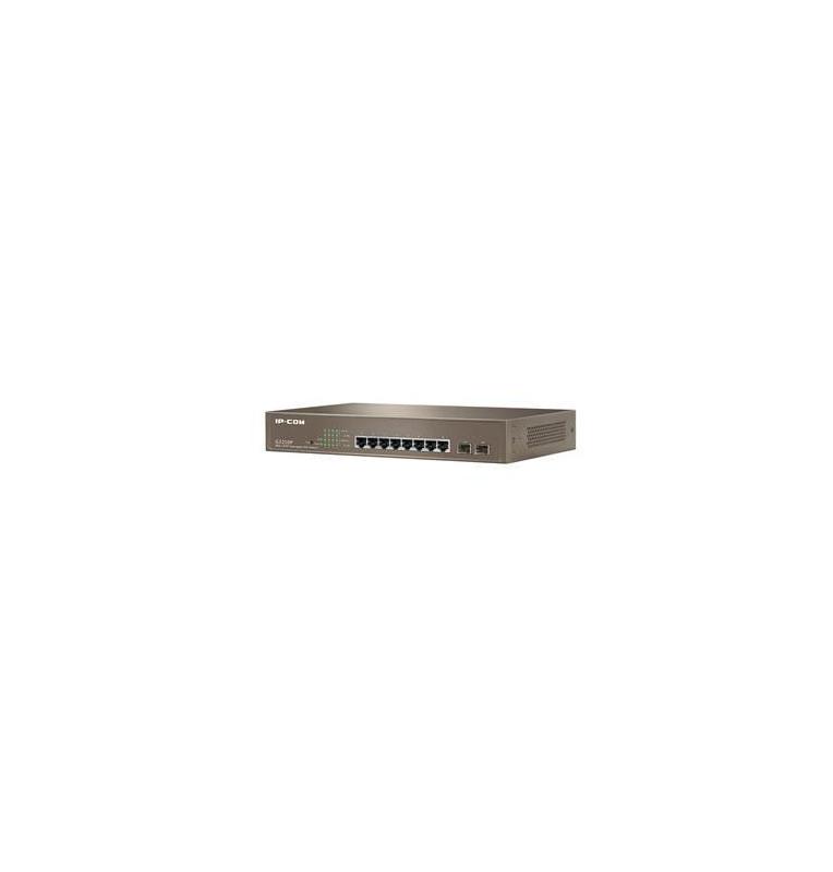 Switch IP-COM G3210P 8 porte Gigabit+2*SFP Managed PoE