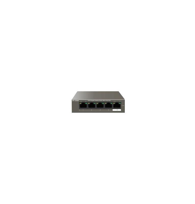 IP-COM 5 porte 10/100 switch 4 porte PoE S1105-4-PWR-H