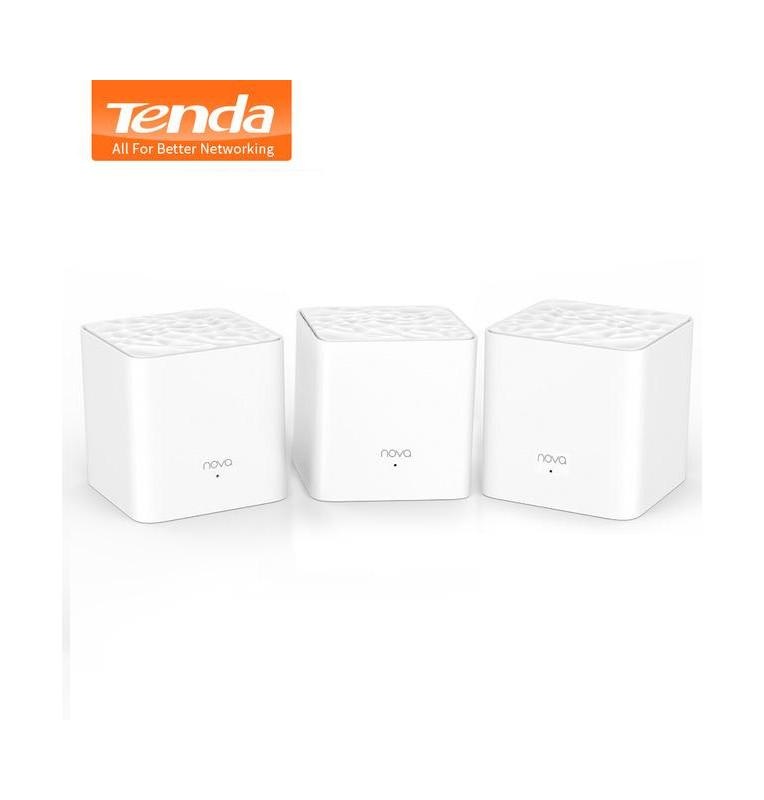 Nova MW3 Sistema WiFi ac Mesh l'intera abitazione - 3 pezzi