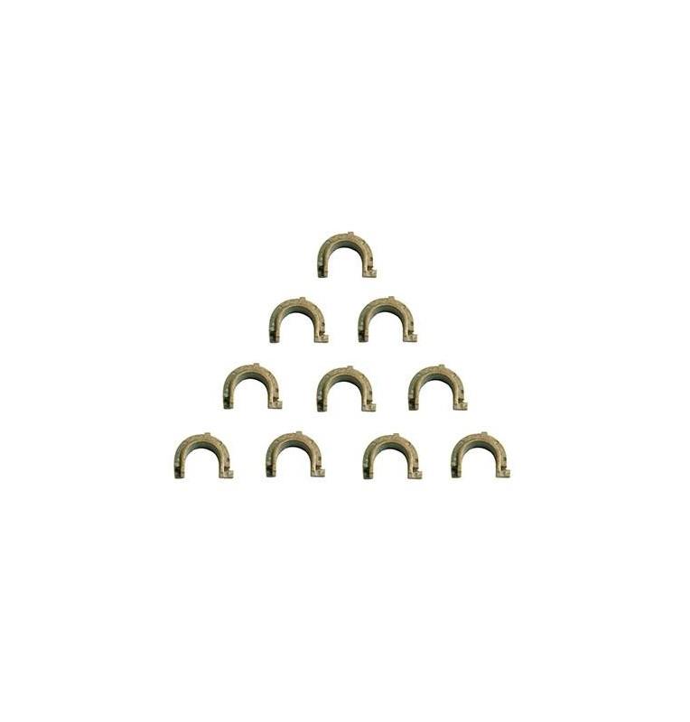 10xLower Roller Bushing Left 2420,1320,M3027RC1-3610-010