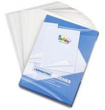 POUCHES A4 CRYSTAL 80 MICRON (conf.100 pcs)