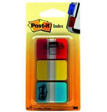 Post-it® Index Strong 686-RYB Box colori classi assortiti