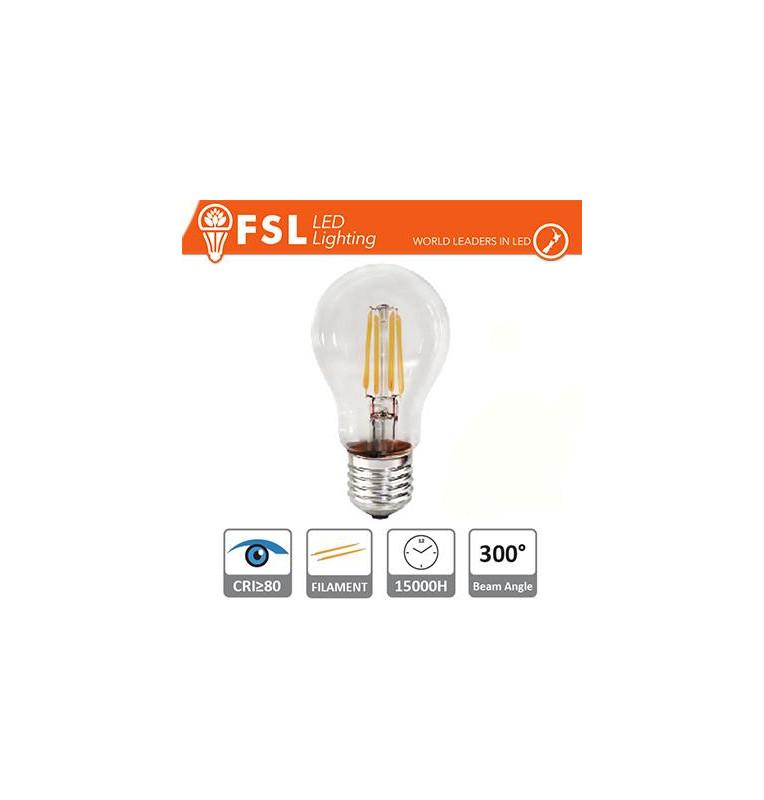 Lampada Filamento Goccia - 14W 2700K E27