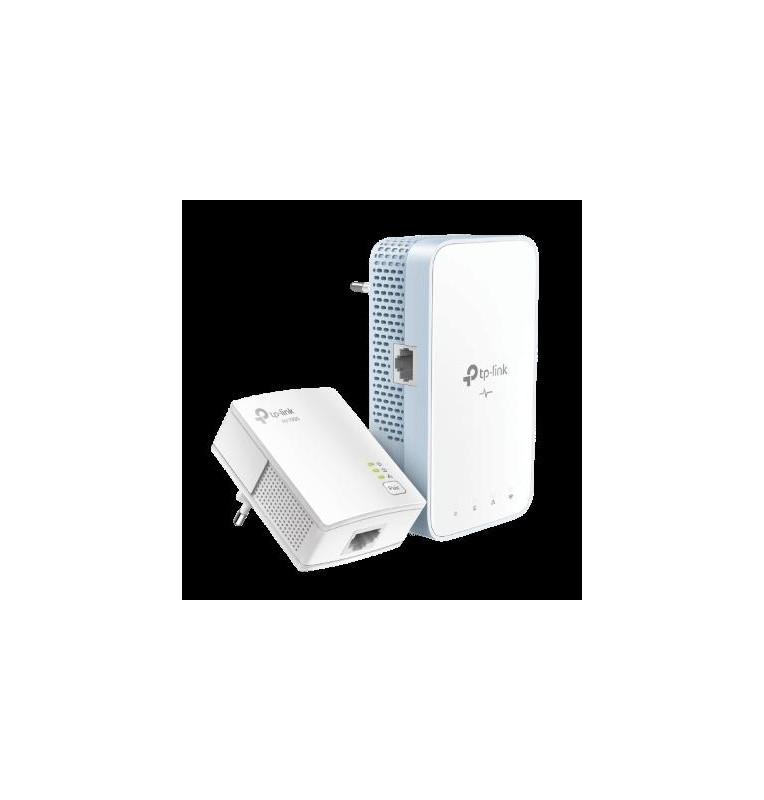 Kit Powerline AV1000 + Wi-Fi AC750 con porta Gigabit