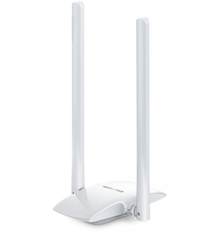 Scheda Wireless USB Wi-Fi N300 antenne alto guadagno 2.4GHz