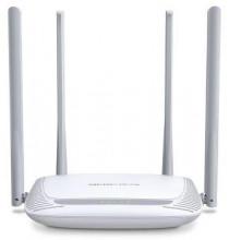 Router Mercusys wireless 300Mbps 4 antenne da 5dbi  2.5GHz