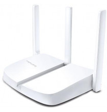 Router Mercusys Wireless 300Mbps 3 antenne da 5dbi 2.4GHz