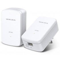 Powerline Mercusys Homeplug AV2 fino a 1000Mbps - MP500KIT