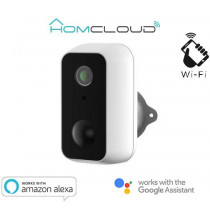 Telecamera wi-fi Snap11 a batteria OUTDOOR