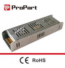 Alimentatore Scatolato Slim IP20 24V 200W 8.3A 223*65*40mm