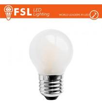 Lampada Filamento OPALE Sfera - 7W 3000K E27