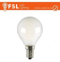 Lampada Filamento OPALE Sfera - 7W 3000K E14