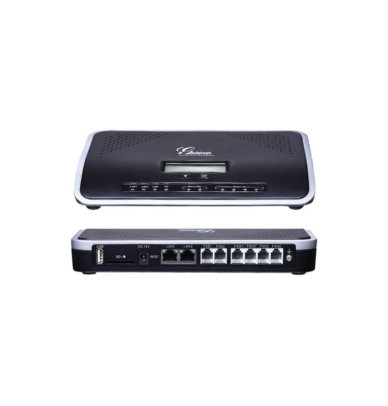 Centralino telefonico IP GRANDSTREAM UCM6204