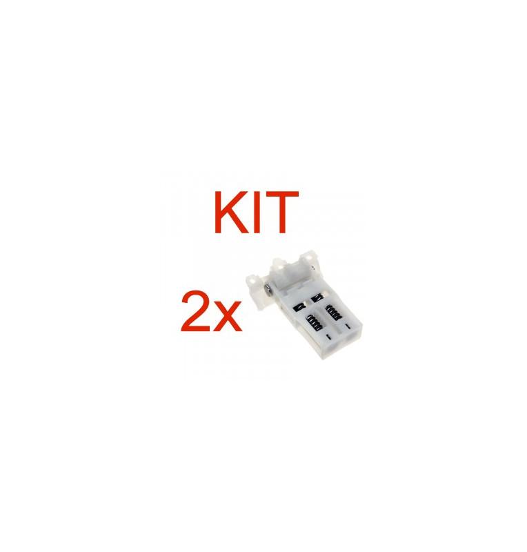 Kit Cerniere coperchio per Samsung per mod. scx-5112 / scx-5312 ed altri...
