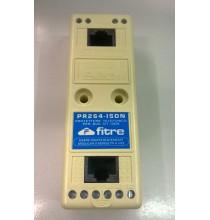 Modulo di protezione da scariche atmosferiche FITRE per 1 LINEA ISDN