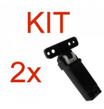 kit di 2 Cerniere coperchio per Samsung  CLX-3170FN, CLX-3175,  CLX-3185, SCX-4623F ed altri...