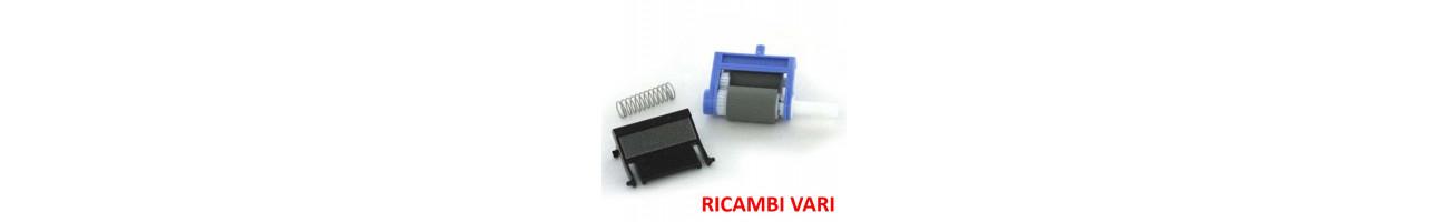 Ricambi vari